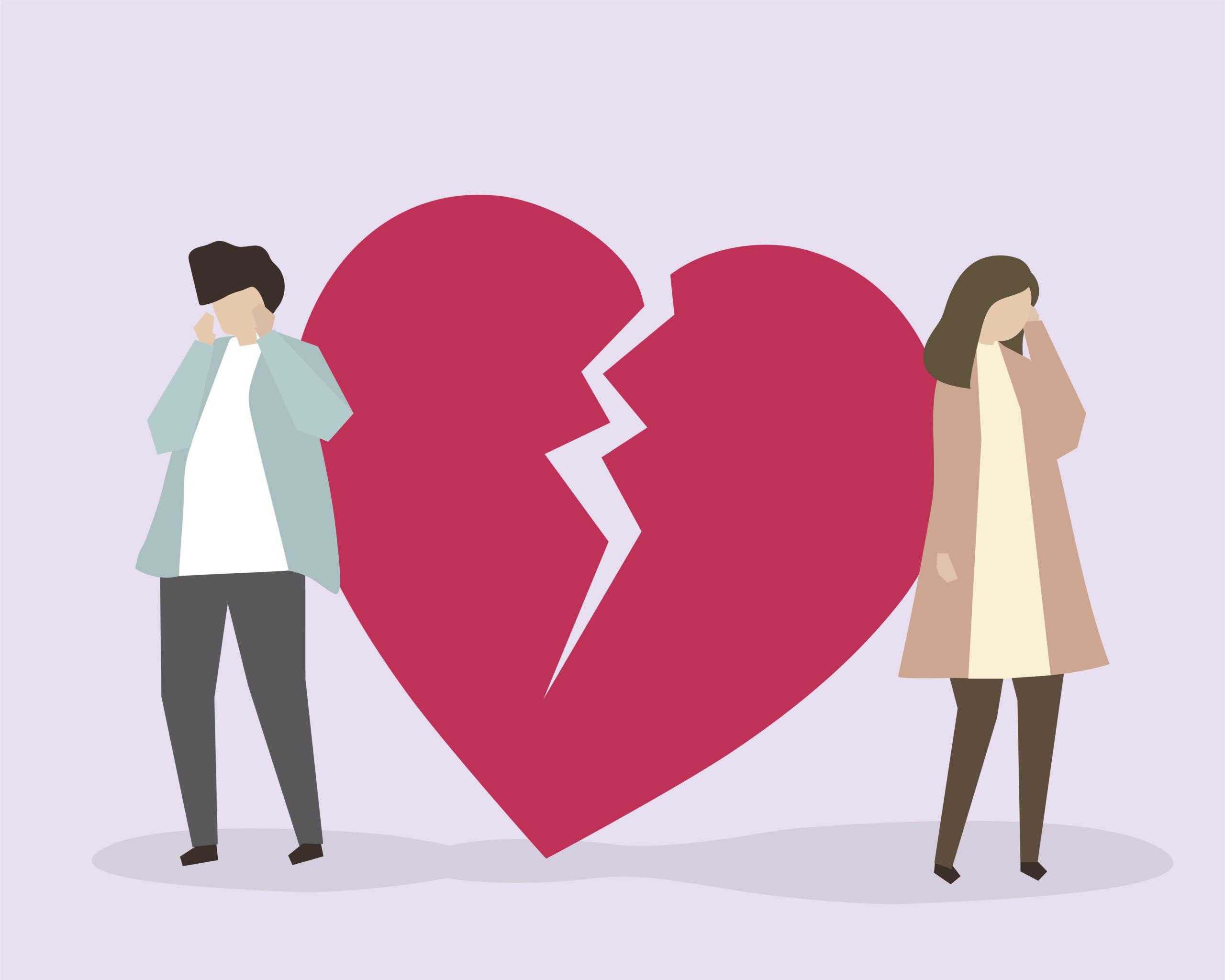Расставание с любимым